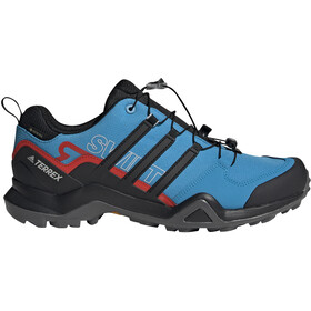 adidas TERREX Swift R2 GTX Shoes Men shock cyan/core black/active red